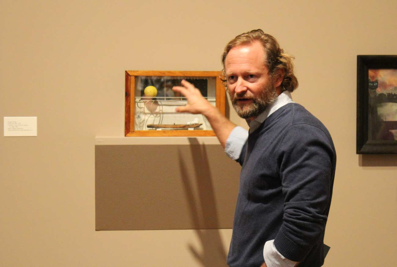 David Krakauer on the Encounters tour by M.English/WID