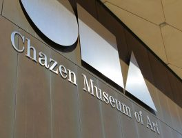 Encounters: Science and Art at the Chazen [photos]