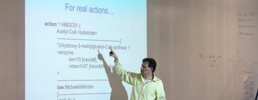 WID Scientist Laurence Loewe Receives NSF Career Award