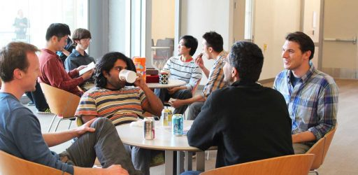 Teatime Becoming an Institution at Institutes