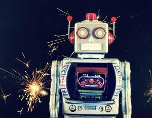Robot image by Thinkstock