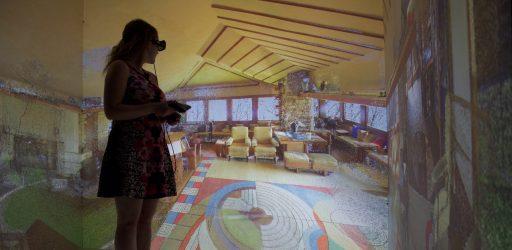 Virtual Taliesin – A Beautiful Reality