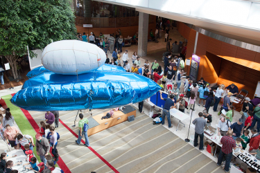 WID Affiliated Researchers Add Expertise and Enthusiasm to Wisconsin Science Festival