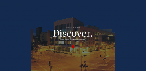 Discovery Building Launches New Website