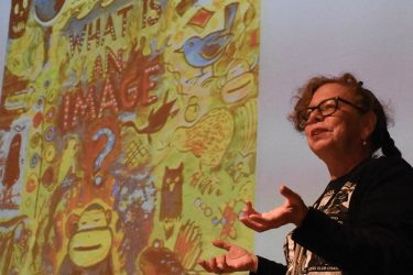 Lynda Barry at NASA: Drawing to Infinity and Beyond