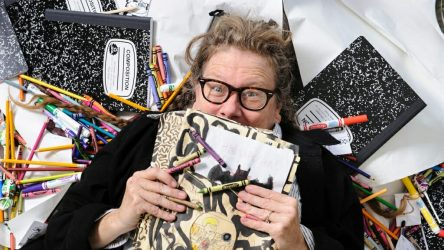 WID Alumna Lynda Barry Named MacArthur Fellow