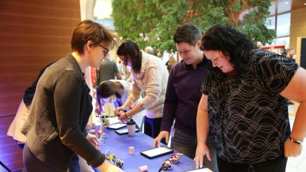 NSF Grant Takes Scientific Approach to Public Engagement with Science