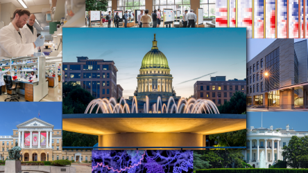 Next Gen Scientists Assemble in Madison to Bring Science to the Policy Table