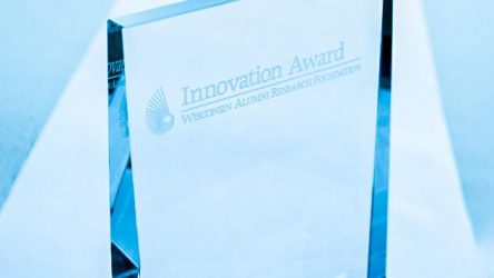 Randolph Ashton and Collaborators Win WARF Innovation Award