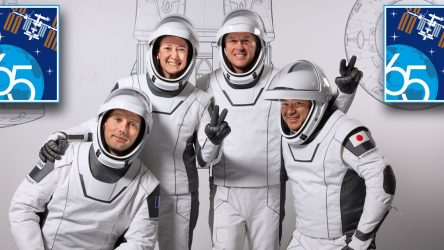 Wisconsin Students to Speak with NASA Astronauts Aboard Space Station July 13